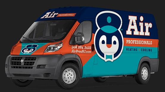 air-professionals-van