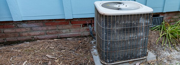Age of your current air conditioning system