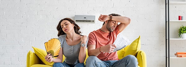 furnace or air conditioner emergency repair or replacement