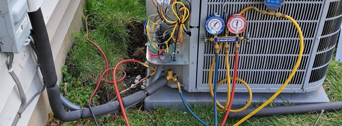 Heat Pump Repair Central New Jersey