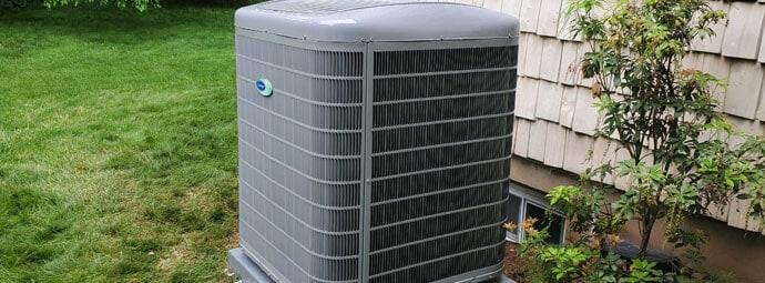 Preventative heat pump services