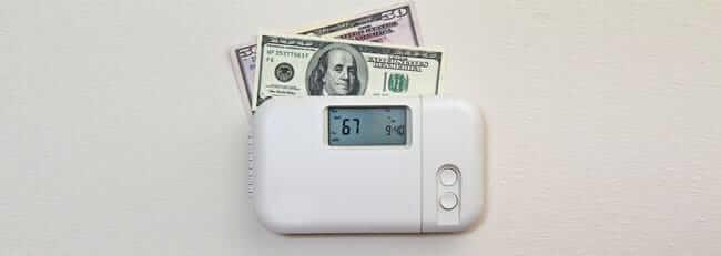 high air conditioner bill
