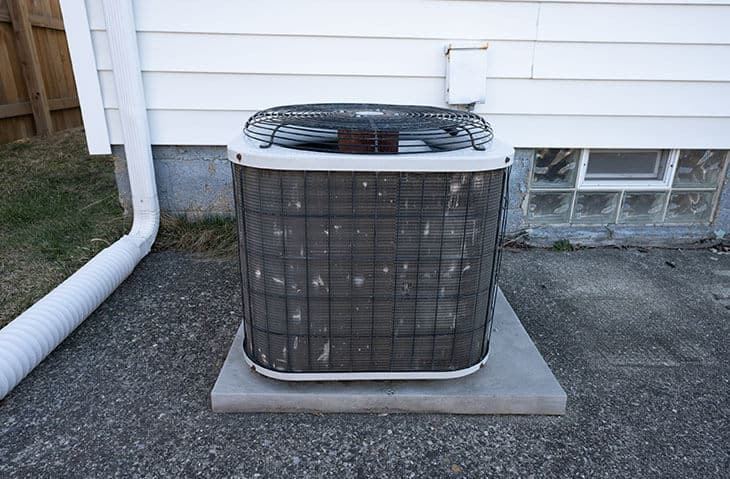 time to buy new central air conditioner