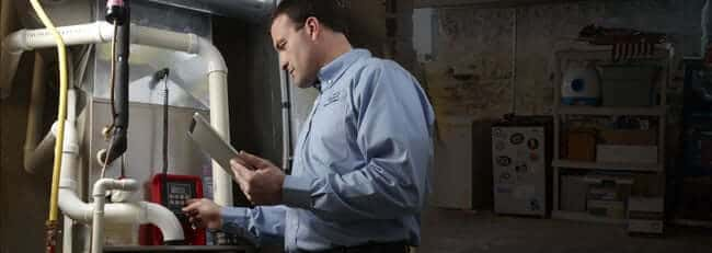 Myth No. 4: HVAC leaks inside your house are easy to find.