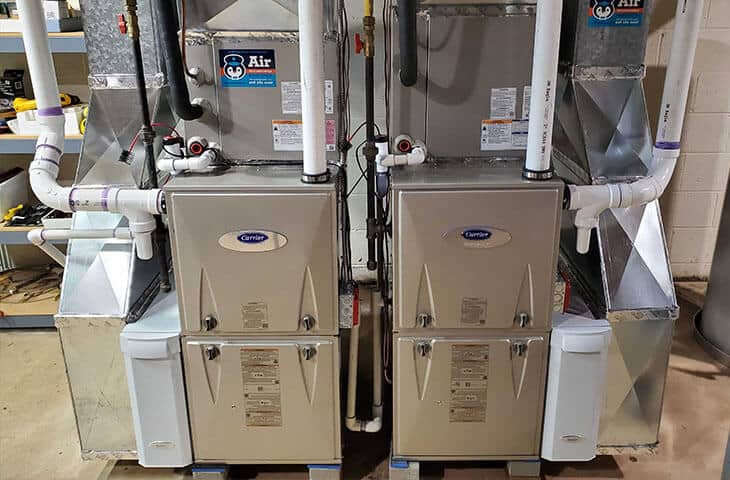 2021 Guide To Quality Furnace Installations